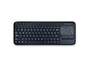 Logitech K400r USB Wireless Touch Keyboard Keypad K400 Pro Plus Muti-media for Win XP/7/8/RT
