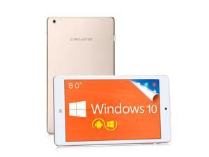 "Teclast X80 Power 8"" Intel Cherry Trail Z8300 Win10 + Android5.1 2GB/32GB Quad Core 1.84GHz IPS 1920*1200 - Gold"