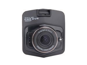 HP320 1080P 2.4inch Car Dashcam Video Recorder Novatek96220 CMOS Image Sensor 120 Degree View Angle Car DVR - Black