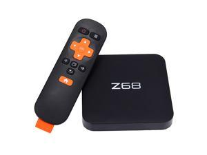Z68 TV BOX RK3368 2G/16G 2.4G+5G WIFI Bluetooth 1000M LAN KODI