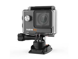 Thieye i60e 4K WiFi Action Camera 12MP 170 Degrees Wide Angle 2.0'TFT LCD Sports Camera - Black