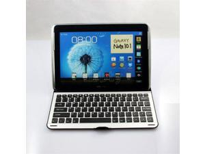 Aluminum Case Bluetooth Keyboard for Samsung Galaxy Note 10.1 N8000 Tablet