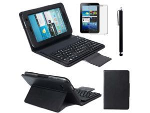 Bluetooth Wireless Keyboard Case for Samsung Galaxy Tab 2 7 inch Tablet P3100