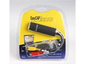 Easycap USB2 0 1CHANNEL Video Capture Adapter Card with Audio Windows 7
