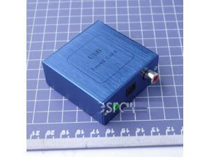 PCM2704 USB DAC USB Power Sound Card Decoding Deck Raspberry Pi w Fiber Coaxial
