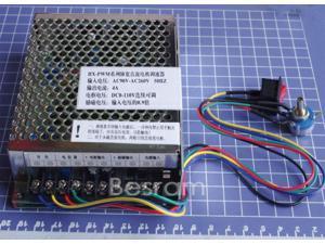 HX PWM AC110V Input DC0 110V Output 4A 500W DC Motor Speed Controller Driver