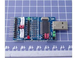 All in 1 USB to SPI I2C IIC UART TTL ISP Serial Adapter