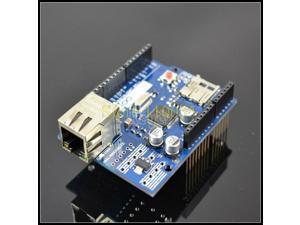 Wholesale ! 2pcs/lot New Ethernet W5100 R3 SHIELD FOR UNO R3 2560 R3 Free Shippi