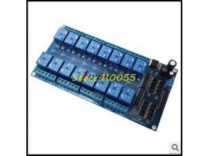 5v/12v RF4 16 Channel Relay Module Anti-Interference Board for Arduino PIC ARM D