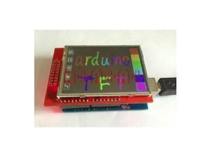 For Arduino UNO 2.4 inch TFT touch screen supporting ( For UNO R3 )
