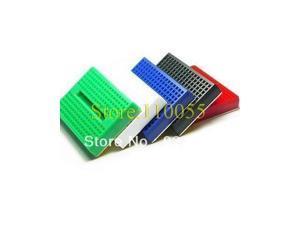 5pcs Mini Solderless Prototype Breadboard 170 Tie-points for Arduino Shield