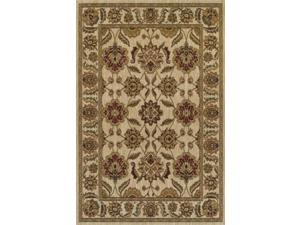 """Dalyn Columbia CM2IV Ivory  5'3"""" x 7'7"""" Area Rugs"""