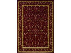 "Dalyn Wembley WB38RD Red  9'6"" x 13'2"" Area Rugs"