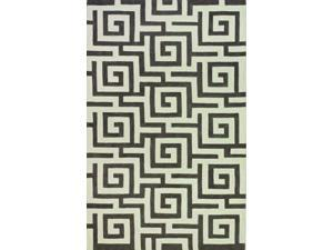 "Dalyn Infinity IF1PE Pewter  5' x 7'6"" Area Rugs"