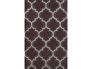 Dalyn Infinity IF3PL Plum  9' x 13' Area Rugs