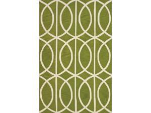 "Dalyn Infinity IF5CL Clover  5' x 7'6"" Area Rugs"