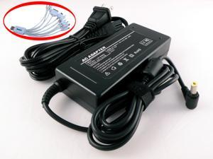 iTEKIRO AC Adapter Charger for Fujitsu FPCAC004AP, FPCAC004, FPCAC120AP, FPCAC157AP, FPCAC159AP