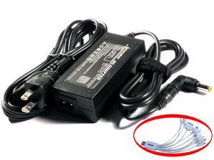 iTEKIRO AC Adapter Charger for MSI Wind U100X-031, U110, U110-031US, U115, U115-021US, U120, U120-001US, U120-020US, U120-024US, U120H, U123