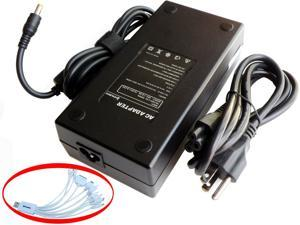 iTEKIRO AC Adapter Charger for Alienware Area-51 M9700, Alienware M9700i-R1, Alienware M9750, Alienware Aurora M9700, Alienware Aurora M9700i-R1