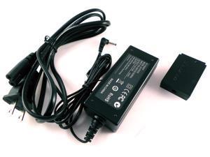 iTEKIRO AC Adapter Power Supply Cord for Canon ACK-E12, 6784B002&#59; Canon EOS M, EOS-M, EOS M2