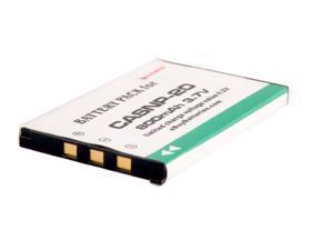 iTEKIRO 800mAh Battery for Casio Exilim Zoom EX-Z60SR, Exilim Zoom EX-Z70, Exilim Zoom EX-Z70BK, Exilim Zoom EX-Z70SR, Exilim Zoom EX-Z77