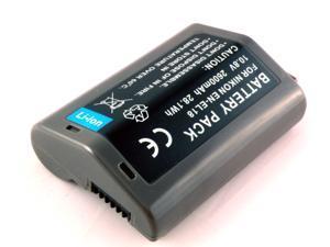 iTEKIRO 2600mAh Battery for Nikon D4