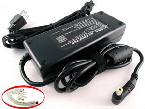 iTEKIRO AC Adapter Charger for Fujitsu CP163061-01, CP281868-03, CP311810-02, CP481149-01, FMV-AC323