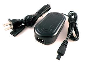 iTEKIRO AC Adapter Power Supply Cord for Panasonic HDC-HS300, HDC-HS300GK, HDC-HS300K, HDC-HS300P, HDC-HS300PC