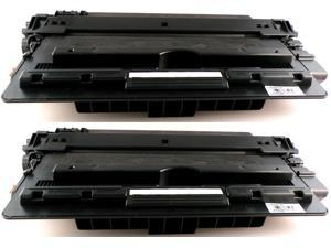 2-Pack Compatible HP 16A, Q7516A Toner Cartridge for HP LaserJet 5200, 5200dtn, 5200l, 5200n, 5200tn Printers