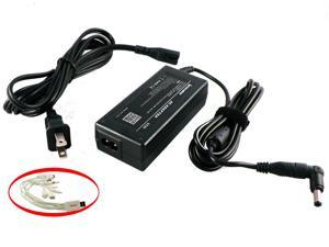 iTEKIRO 65W AC Adapter Charger for Asus W15-065N1A&#59; Asus Q552, Q552UB (5.5 mm Plug Tip)