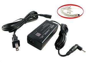 iTEKIRO 65WVZ AC Adapter Charger for Fujitsu Stylistic Q704