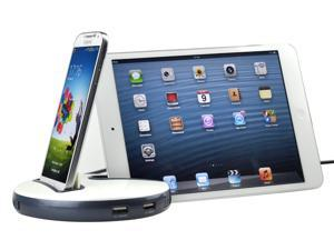 Juiced Systems Smartphone and Tablet Combo Docking Station