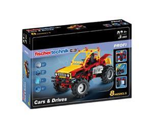 fischertechnik Cars and Drives