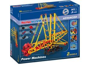 fischertechnik Power Machines (Pre-Order Only Available Summer 2013)