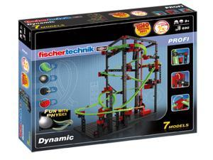 fischertechnik Dynamic - Fun with Physics