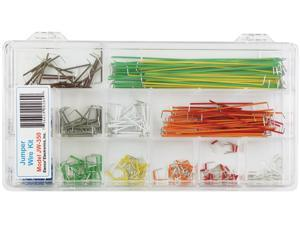 350 pc. Pre-formed Jumper Wire Kit