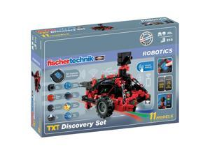 fischertechnik Robotics TXT Discovery Set AVAILABLE FALL/SEPTEMBER 2014