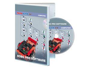 fischertechnik ROBO Pro Software windows CD Single