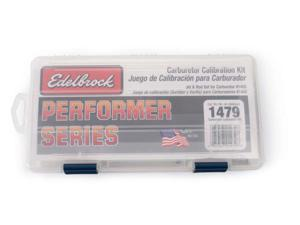 Edelbrock Performer Series Carb Calibration Kits