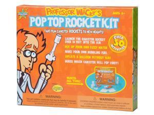 Be Amazing Toys 4770 Professor Wacky's Pop Top Rocket