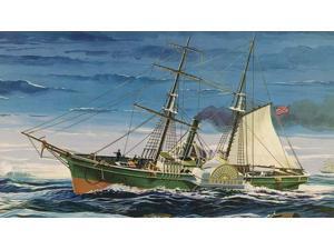 Lindberg HL401/06 1/124 Civil War Blockade Runner