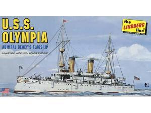 Lindberg HL402/06 1/240 USS Olympia