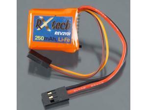 TRINITY REV2101 LiPo 2S 6.6V 250mAh Receiver Pack TRIC2101 TRIC2101
