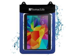 SumacLife 100% Secure WaterProof Bag /w Lanyard fits Lenovo Tablet TAB 2 A10-70