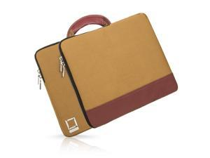 Divisio Laptop Carrying Sleeve / Briefcase fits Toshiba KIRAbook 13.3 inch Laptops