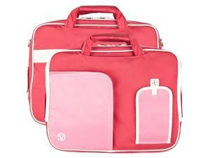 VANGODDY Pindar Laptop Carrying Case Bag with Padded and Adjustable Shoulder Strap fits HP 13, 13.3 inch Laptops / Netbooks / Ultrabooks