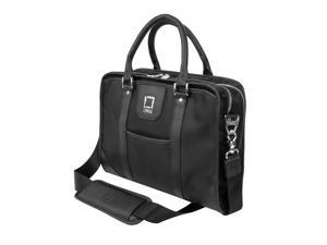 LENCCA Mitam Men's or Women's Professional Notebook Suitcase Bag (with shoulder strap) fits up to 12 - 13 inch Toshiba Laptops