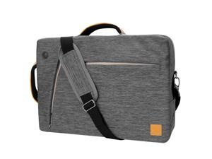 VANGODDY Slate Laptop Messenger / Carrying / Backpack Bag with Adjustable Strap fits 15.6 Toshiba Laptops