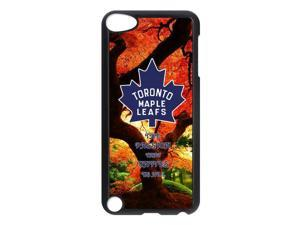 Toronto Maple Leafs Back Cover Case for iPod Touch 5 5th IP5-7029