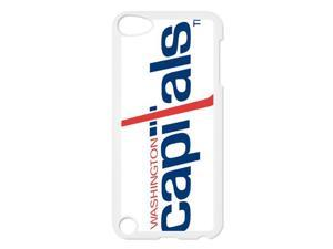 Washington Capitals Back Cover Case for iPod Touch 5 5th IP5-6990